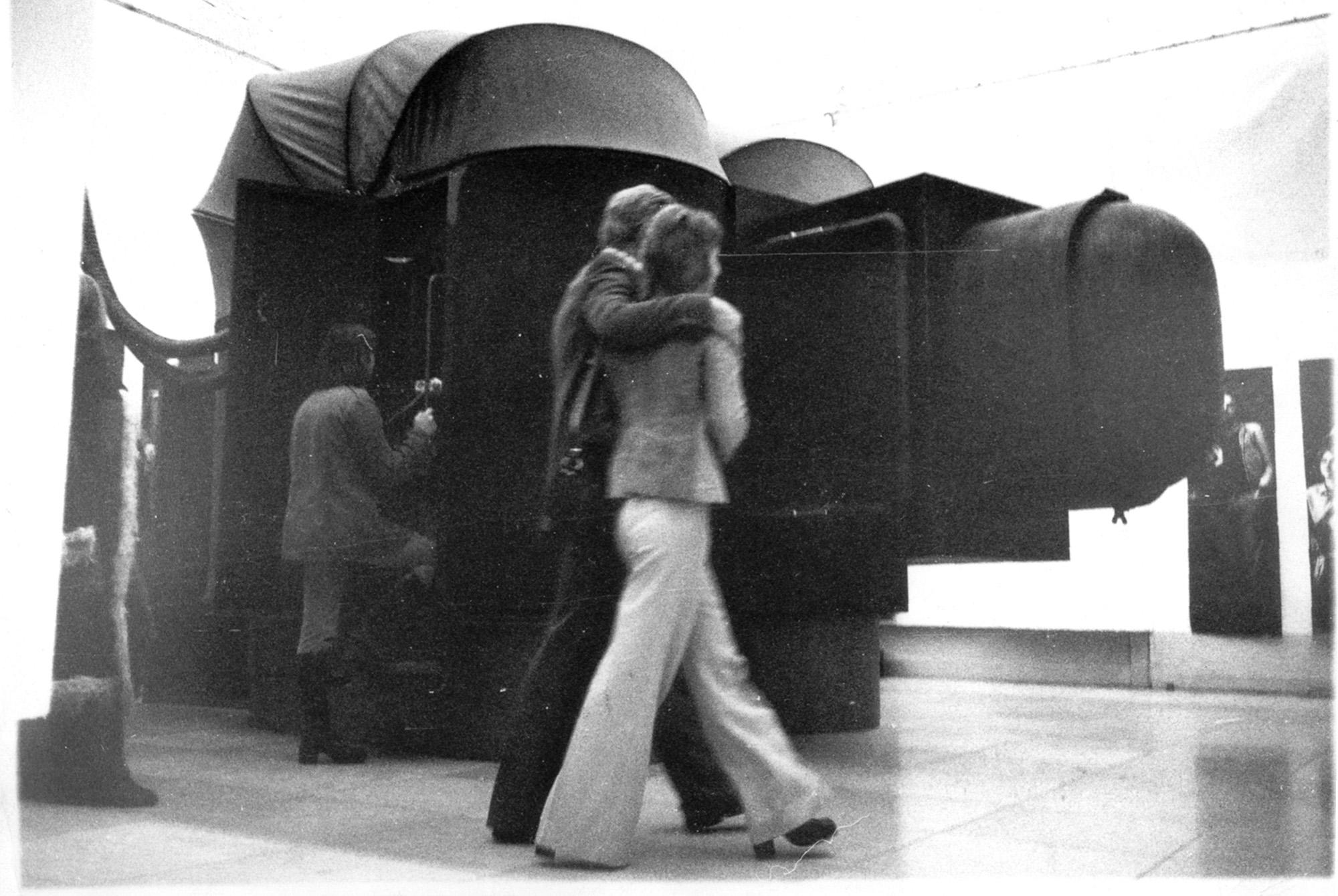 IMAGO Camera Haus der Kunst, München 1974