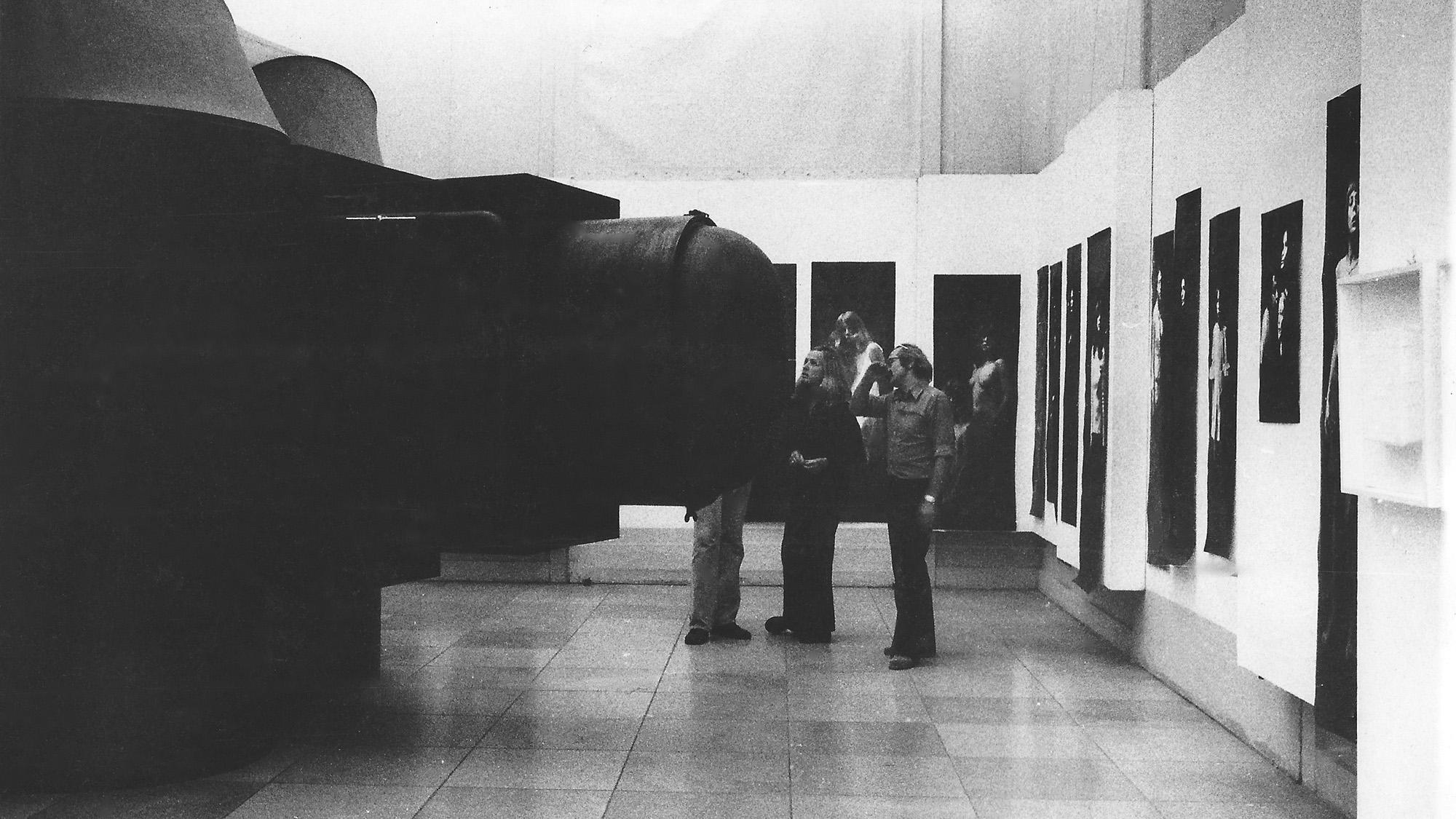 IMAGO Camera Haus der Kunst München 1974