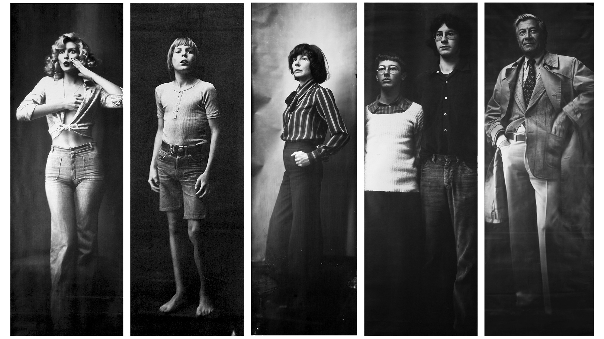 IMAGO Camera Selbstportraits 1972-1978