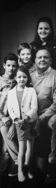 Familienportrait 2016