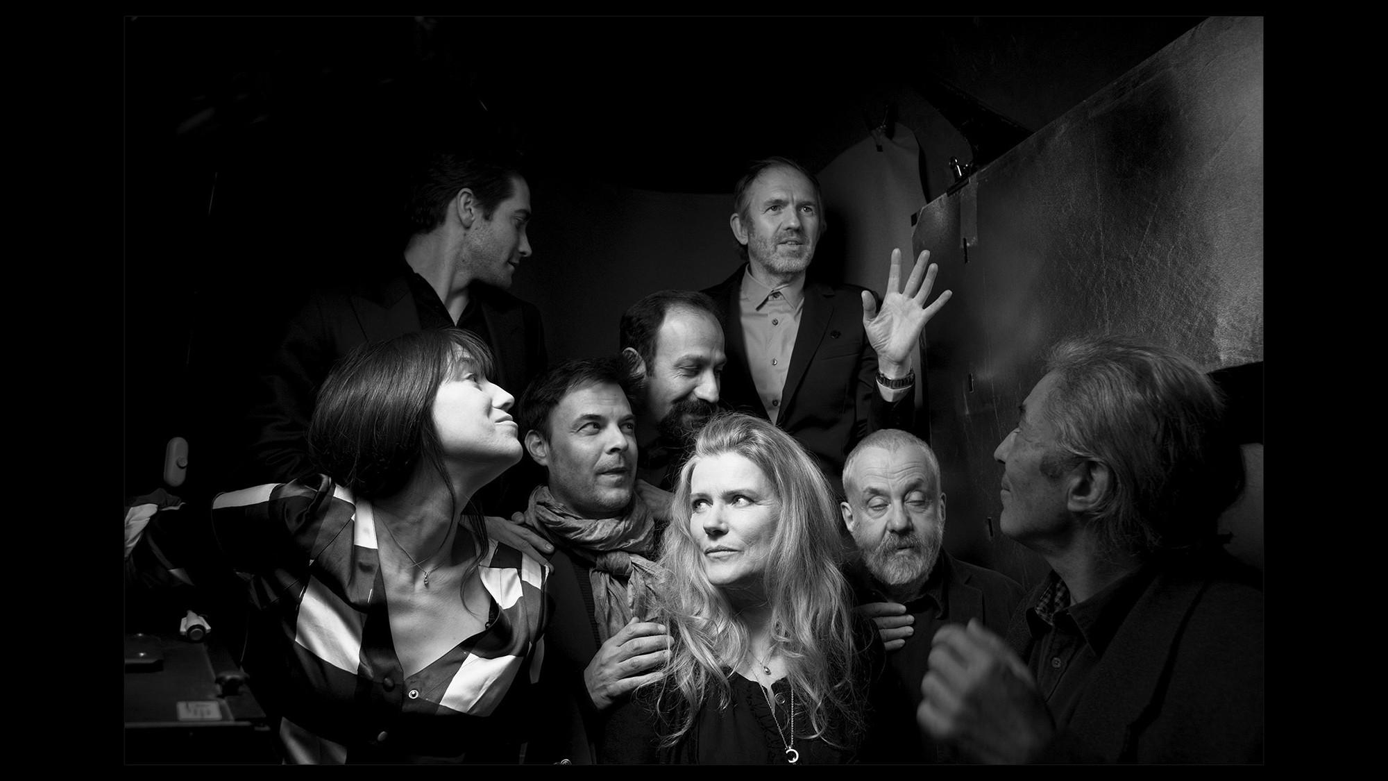 1_Berlinale Jury 2012