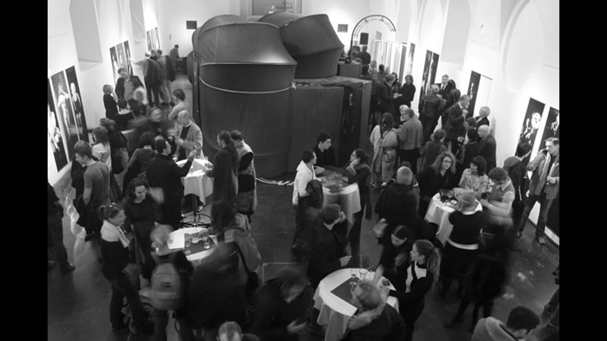 Eröffnung Monat der Fotografie, Wien 2006