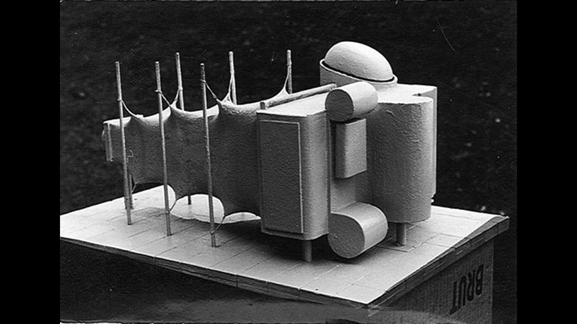 Modell 70er Jahre Erhard Hoeßle