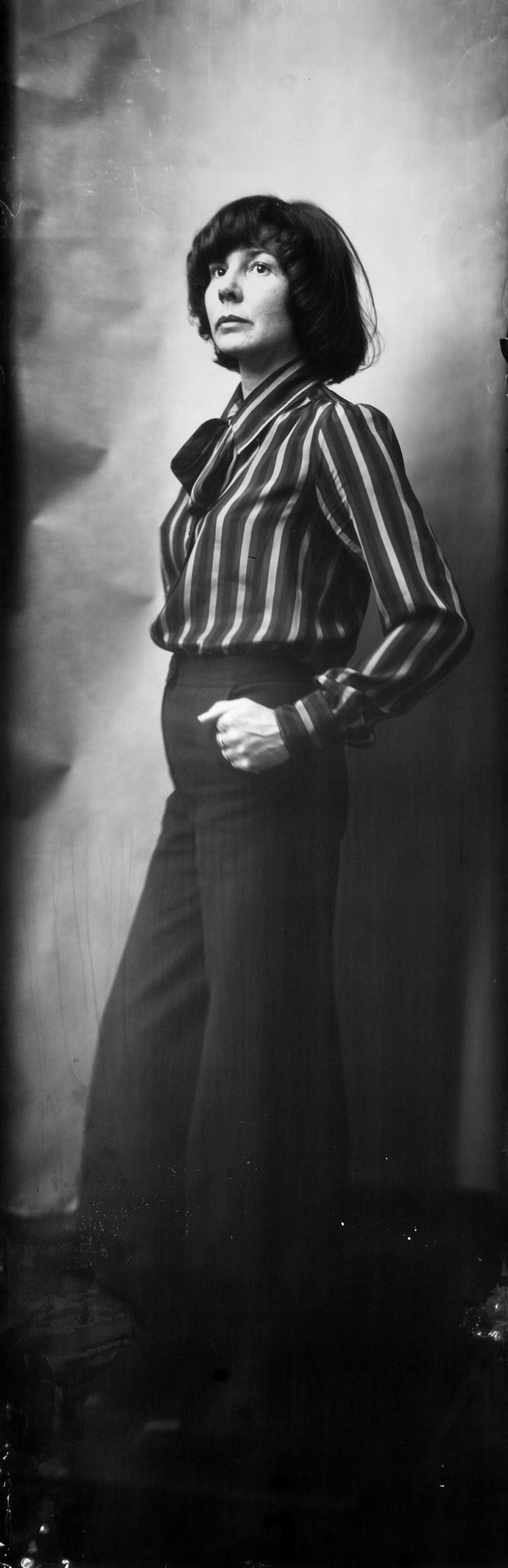 Selbstportrait_Kraus_70er©IMAGOCAMERA_Susanna-Kraus